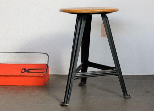 Werkstatt Hocker werkstatthocker rowac cool functional