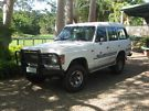 For Sale In Australia Toyota Hj60 Landcruiser Sahara Diesel And