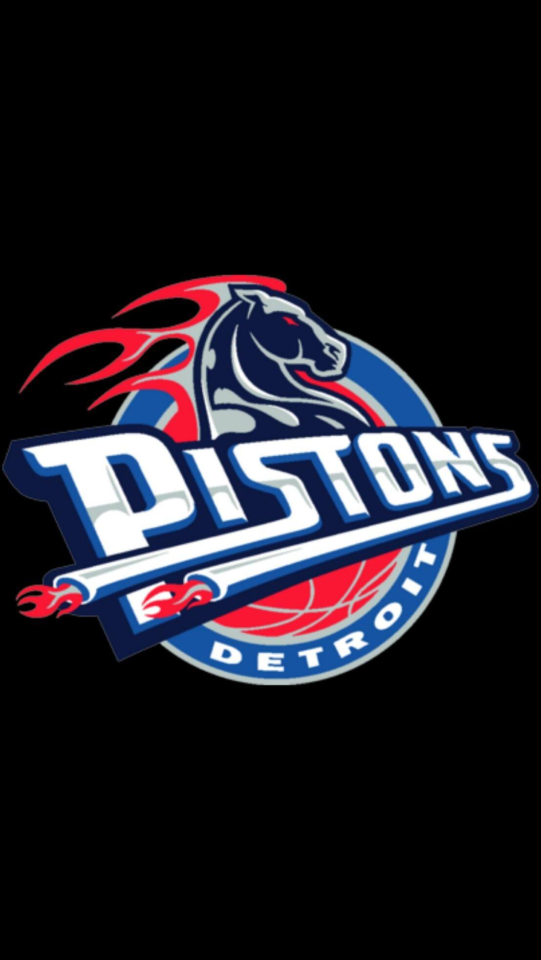 Nba Wallpaper Iphone Android Logo Basketball Pistons Logo Nba Logo