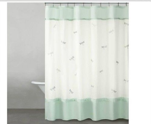 Brand New Kate Spade New York Dragonfly Drive 72 X 72 Shower