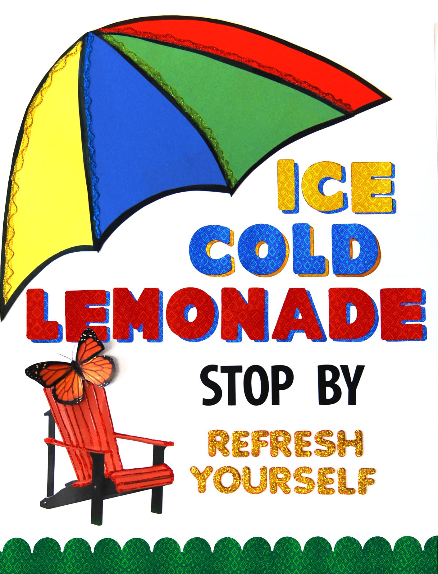You can't have a LEMONADE STAND without a great ArtSkills ... Lemonade Sign Ideas