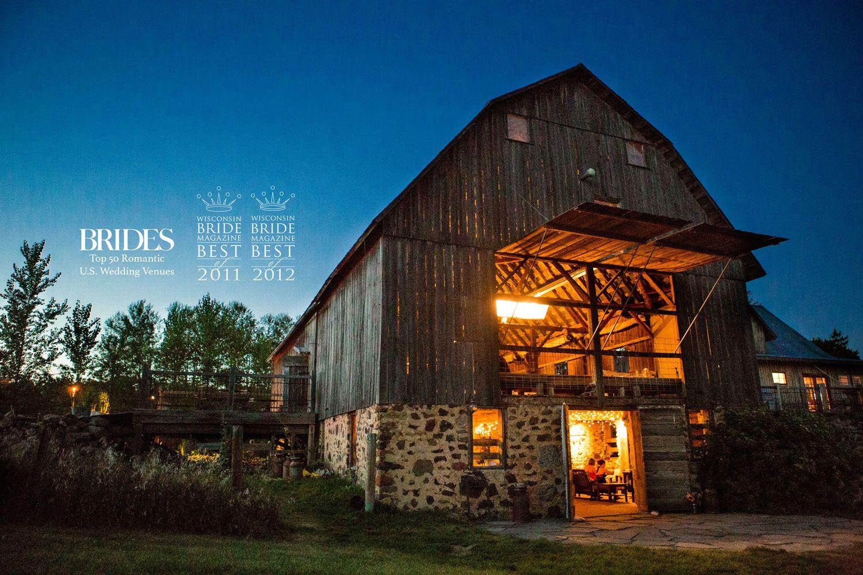 Barn Weddings In Wisconsin