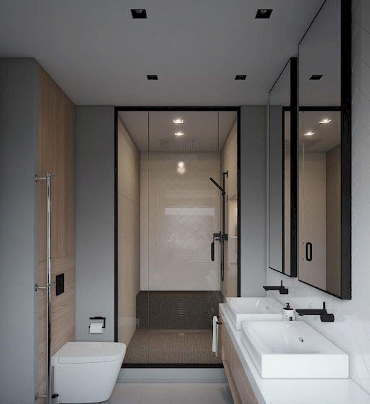 70 Suprising Small Bathroom Design Ideas And Decor Kleine Badezimmer Design Badezimmer Klein Badezimmer Innenausstattung