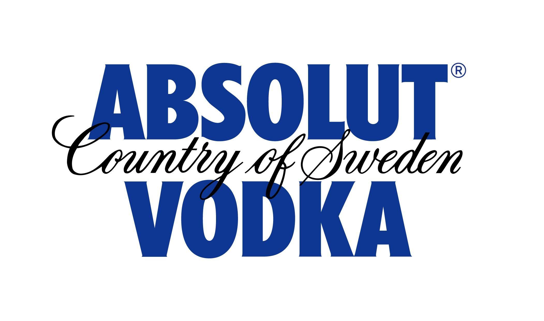 Absolut Vodka Logo Wallpaper Marcas De Bebidas Alcoholicas