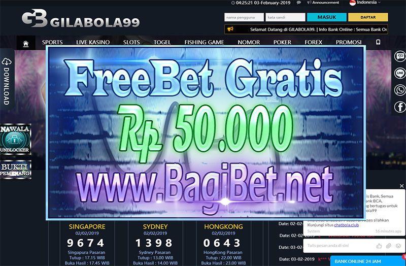 Situs Info Freebet Dan Freechip Terbaru Sport Poker Togel Tanpa Deposit Betgratis Bagibet Net Bonus Deposit Sbobet M88 Ga Ruang Permainan Slots Kasino