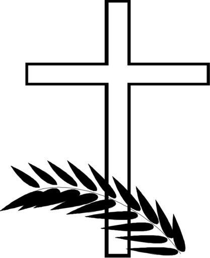 Symbol Kreuz Word
