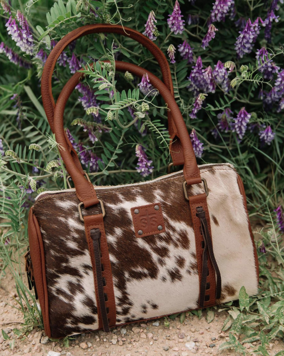 Cowhide Purse From Sts Large Purses