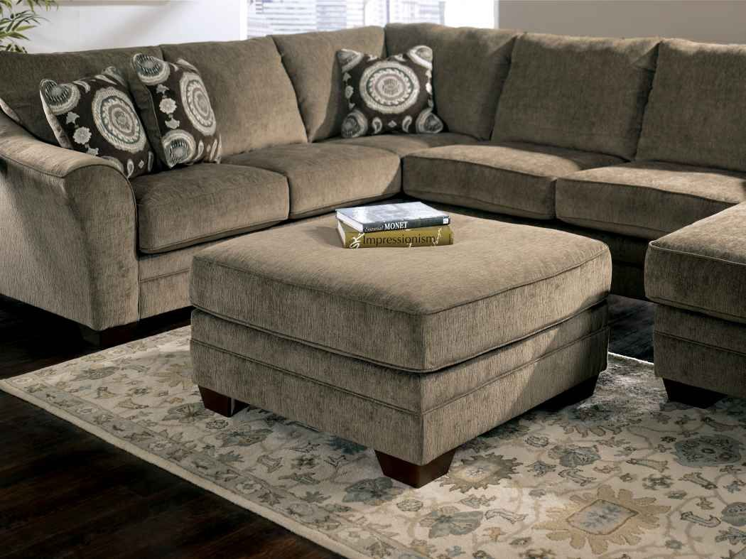 Cosmo Marble Sectional | Marjen Of Chicago | Chicago Discount Furniture