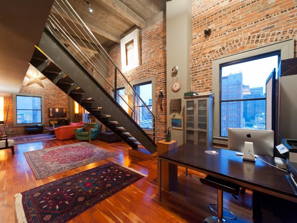 Have you dreamed of having your own Manhattan loft, but love Houston? This  home