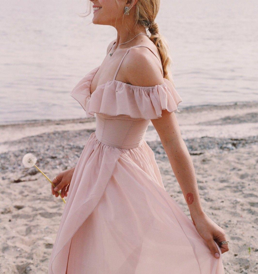 Pink Kjole Linda   Wheat   Kjoler   Miinto.no