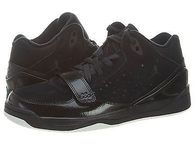 huge discount e2104 2c6b5 ... clearance nike jordan phase 23 classic ss mens 637893 010 black shoes  sneakers size 10 aece0