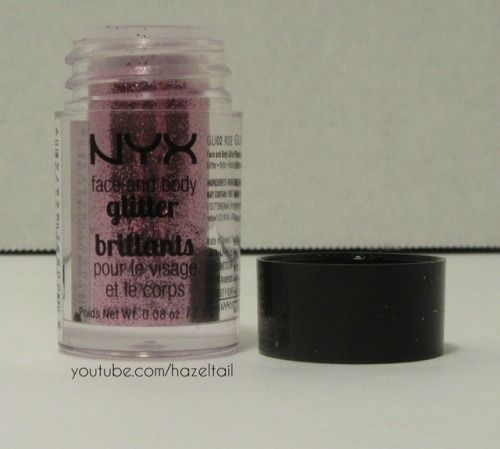 Nyx Face And Body Glitter in 02 Rose #makeup #makeupblog #makeupblogger #cosmetics #beauty #beautyblog #beautyblogger #glitter #glittermakeup #pink #pinkglitter #looseglitter #nyx #nyxcosmetics #nyxmakeup #rose