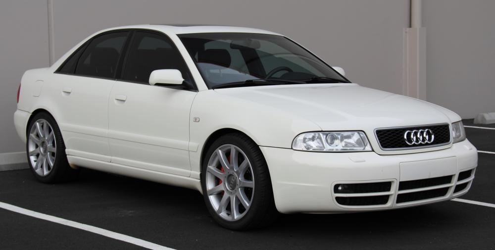 In Love 2001 5 Casablanca White B5 S4 Stg3 Sedan Audi S4 Audi A4 Audi