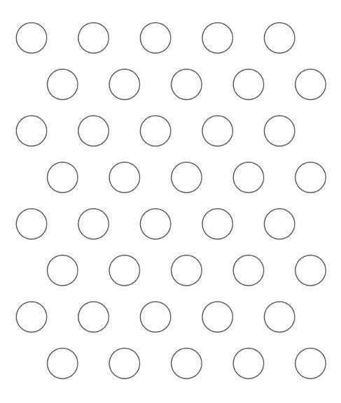 printable templates for macarons 40*35 - Google Search | Americana ...