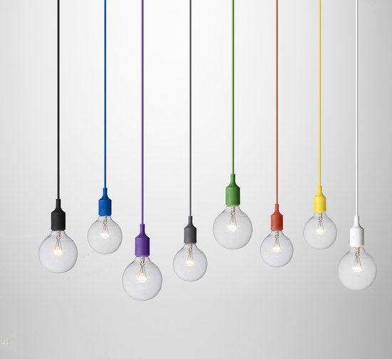 lampadaire grosse ampoule
