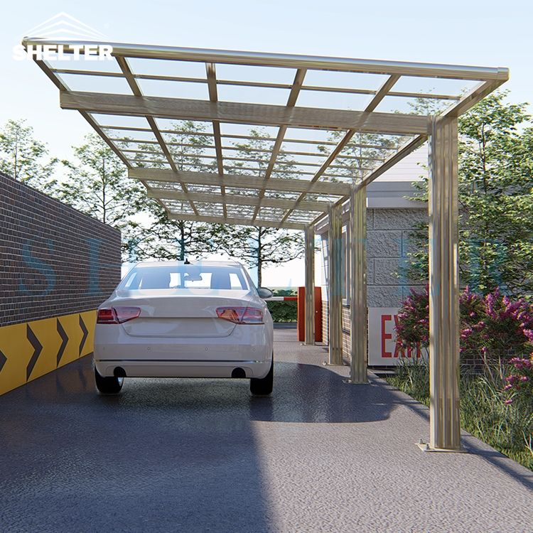 Retractable Sun Room Aluminum carport, Carports for sale