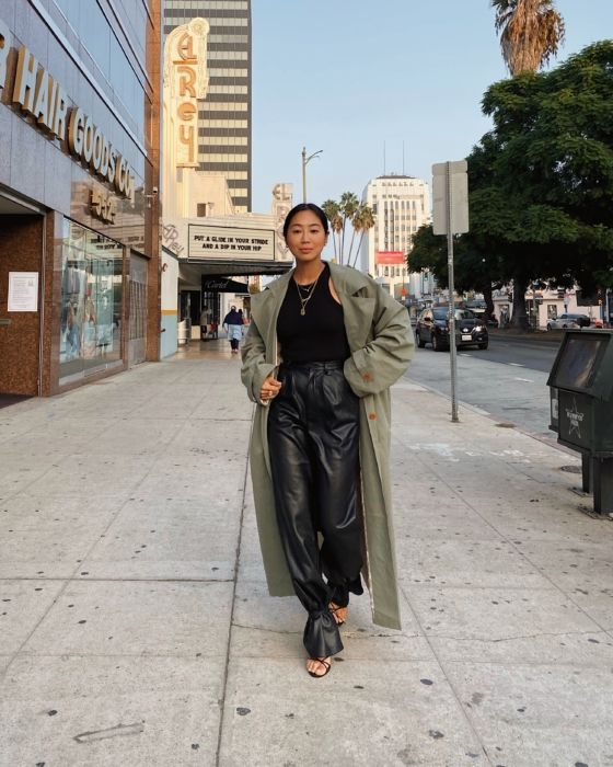 3 Ways to Style A Trench Coat This Fall (Song of S