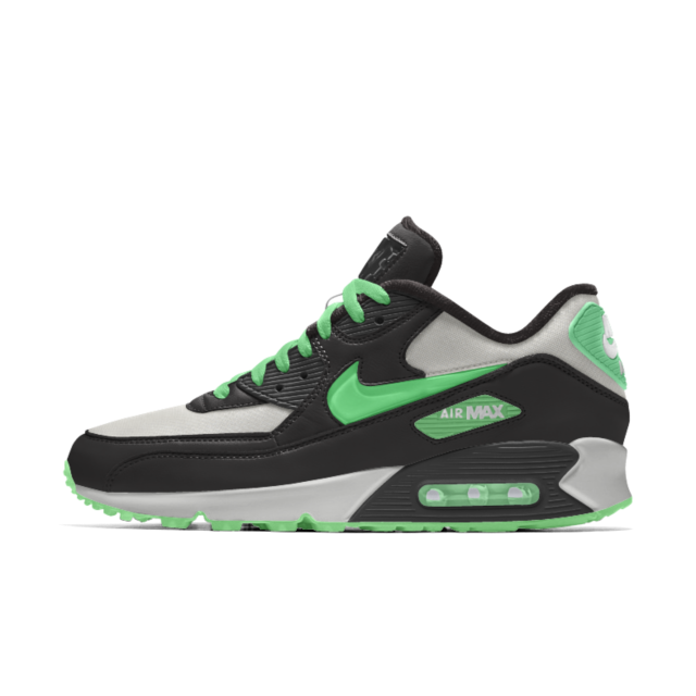 Meskie Personalizowane Buty Lifestylowe Nike Air Max 90 Premium Igc By You In 2020 Air Max Nike Air Max Nike Air