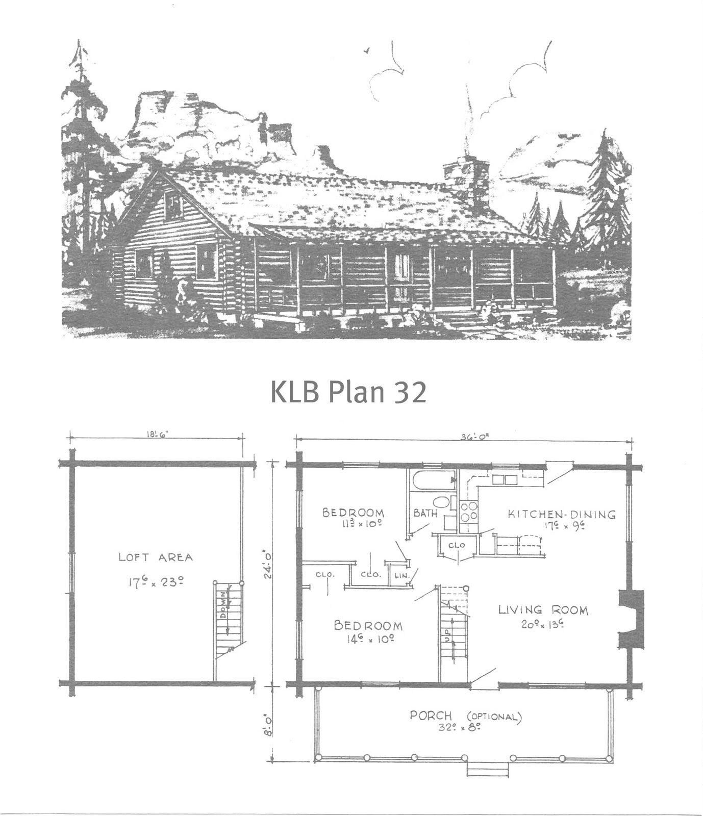 King Log and Beam: Log Home Plans #32 Future Cabin Ideas