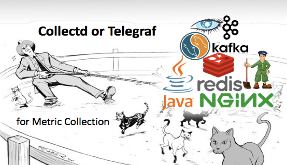 Collectd vs  Telegraf: Comparing Metric Collection Agents