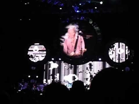 The Who - Newcastle upon Tyne Concert - 20.06.2013 - Baba O'Rilley - YouTube