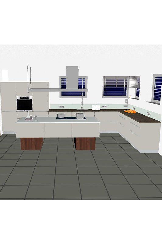 die neue k che der familie h tter in oberhausen k chenzeile pinterest neue k che. Black Bedroom Furniture Sets. Home Design Ideas
