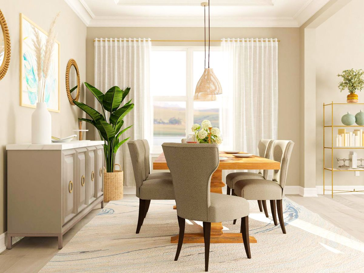 10 Dining Room Layout Ideas For Rooms Of All Shapes And Sizes In