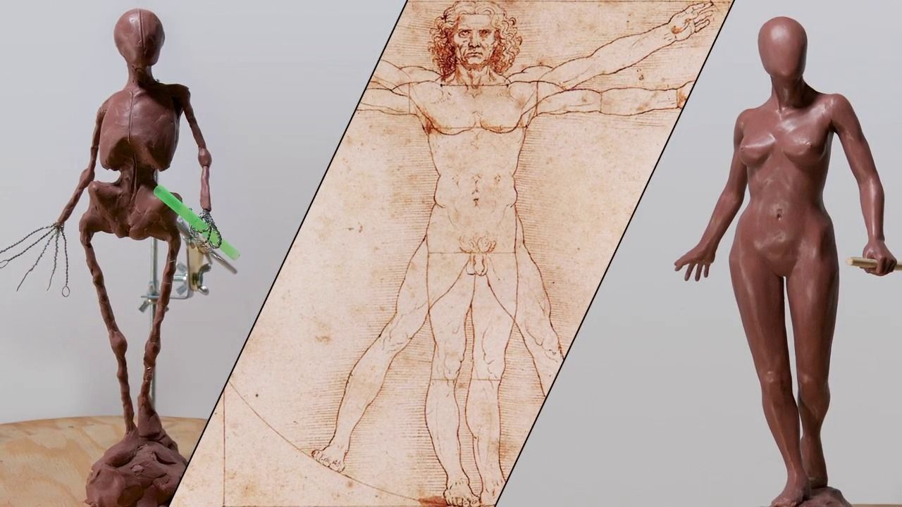 Introduction to Human Anatomy and Basic Proportions « CGCookie ...