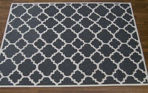 C mo hacer una alfombra casera como la de ikea como hacer alfombra a tu gusto - Como hacer alfombras de nudos ...