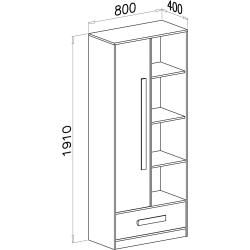 Photo of Reduced wardrobes & bedroom closets