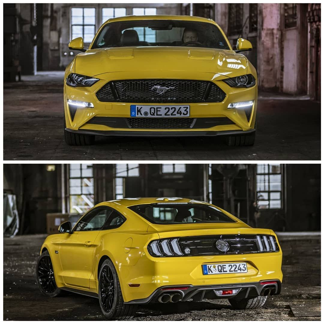 Mustang Gt 0 60 >> Ford Mustang Gt 450 Hp 8 Cylinder 529 Nm 0 60 4 6s Ford