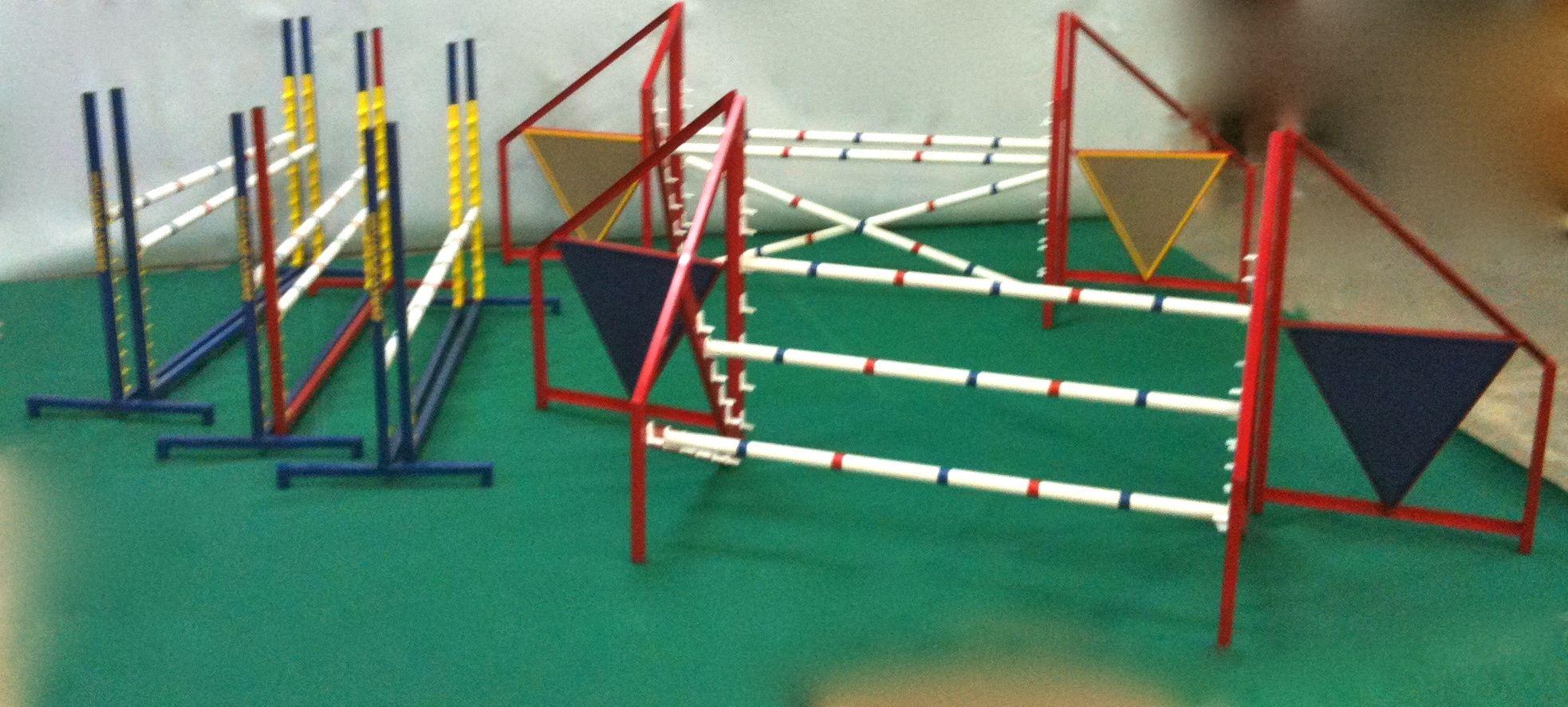 how to build an agility jump