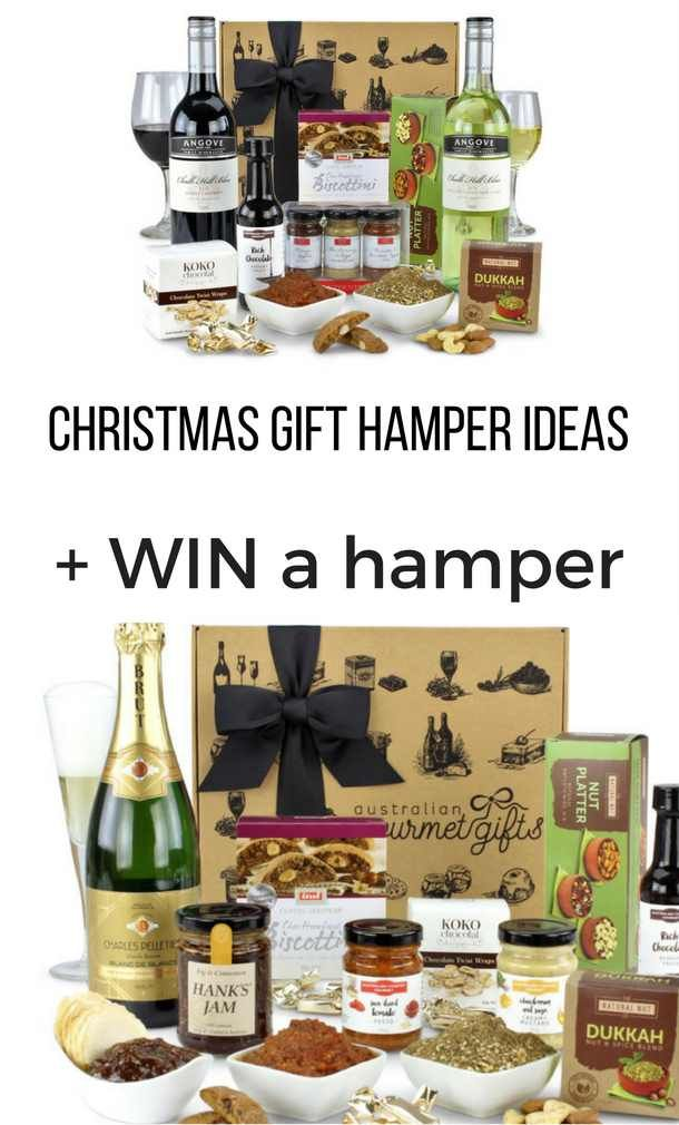 Christmas Hamper Gift Ideas + Win a Luxury French ...