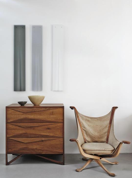 Möbeldesigner homestory so lebt der japanische möbeldesigner khai liew in