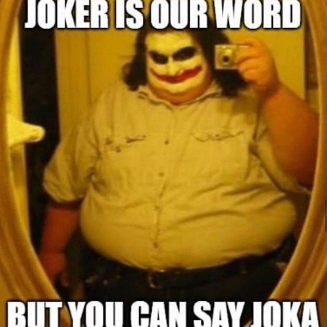 Pin by Ben Smith on 1 ticket to the joker please (With