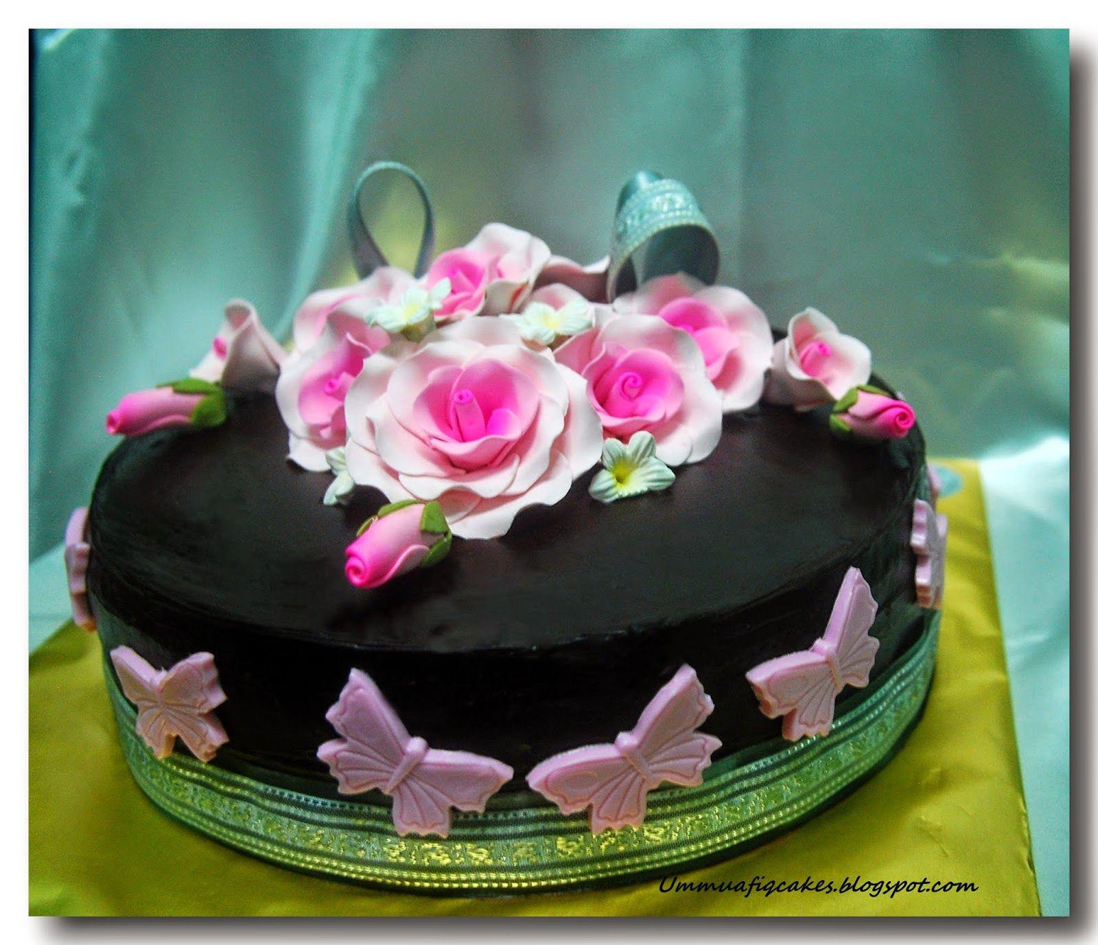 Ummu Afiq Cakes Gurun Kedah 012 9291261 Ca0191723 A Choc Moist Untuk Hantaran