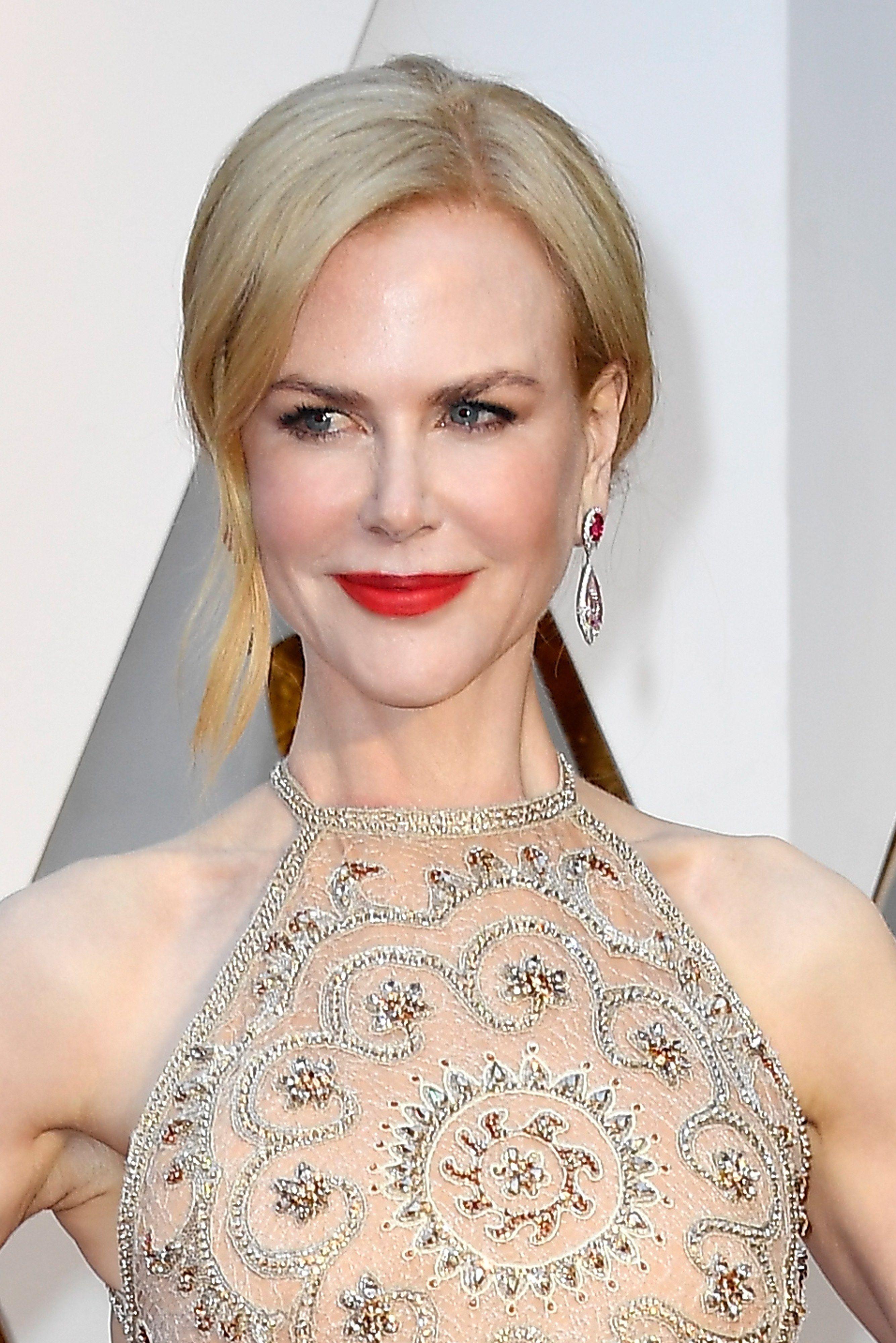 An Exploration of Nicole Kidman's Always Elegant