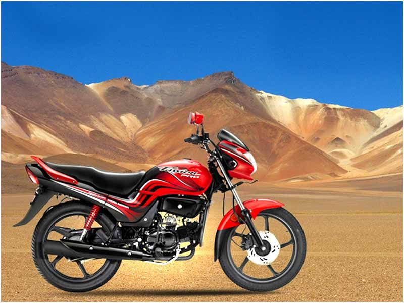 Hero Passion Pro In India Get All Information About New Hero