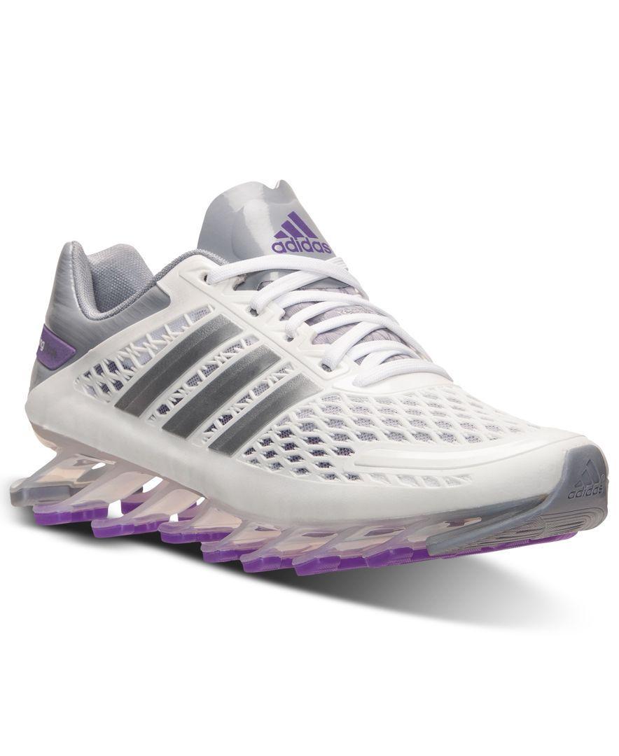adidas Women's Springblade Razor Running Sneakers from Finish Line