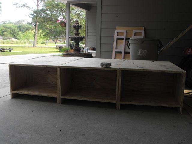 diy daybed with storage - Diy Daybed With Storage Susie Harris: DIY Storage Daybed