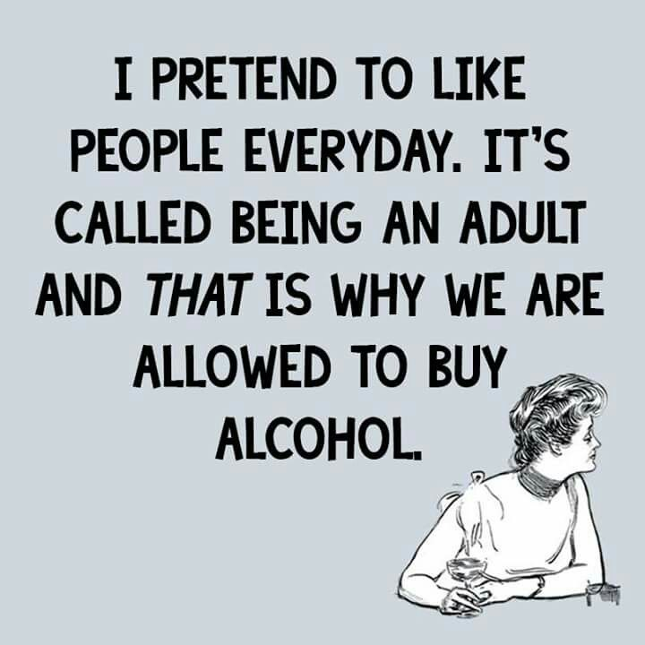 Pretender Adulting quotes