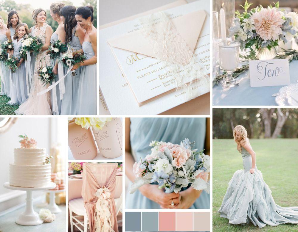 navy and light pink | Wedding Ideas | Pinterest |Light Pink And Blue Wedding