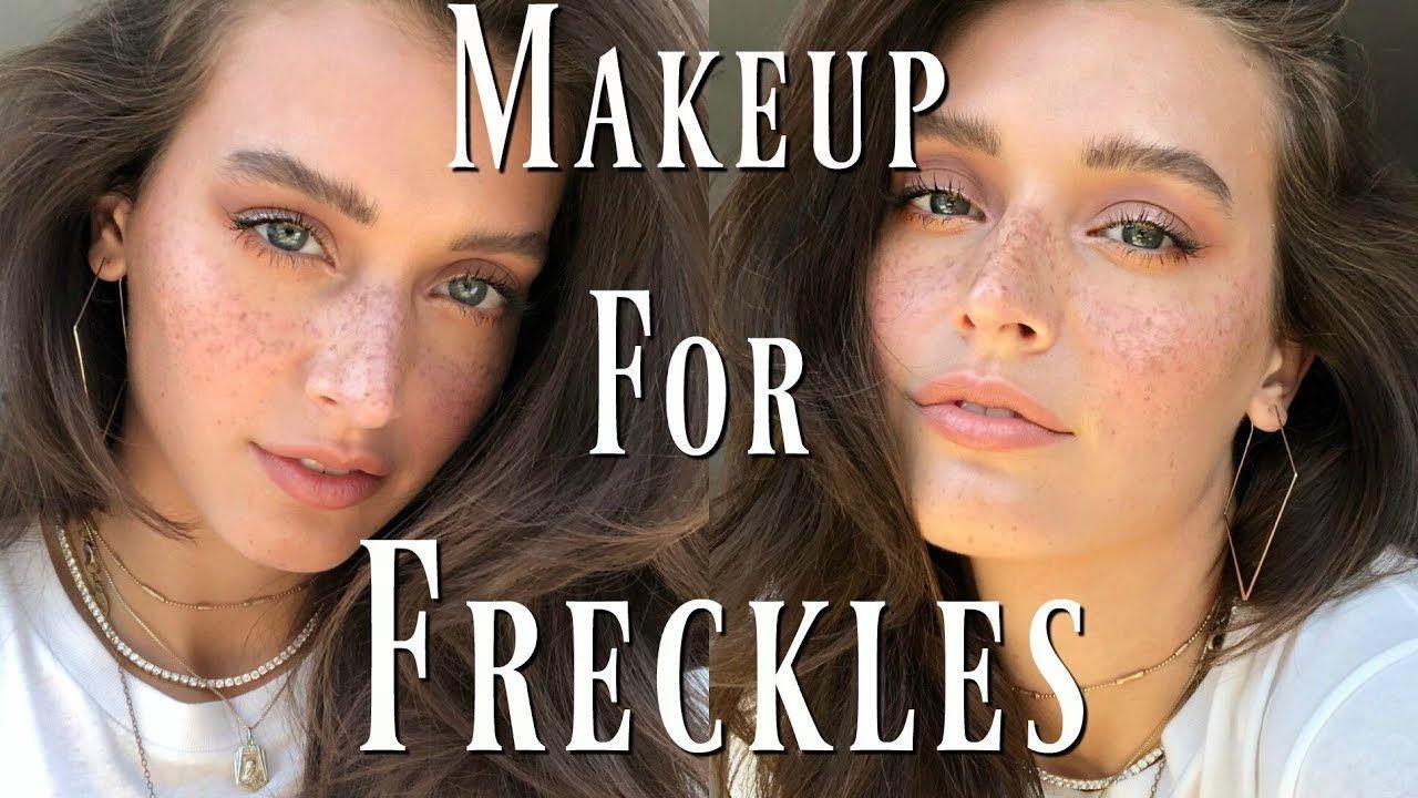 Everyday Makeup For Freckles Foundation for Freckles