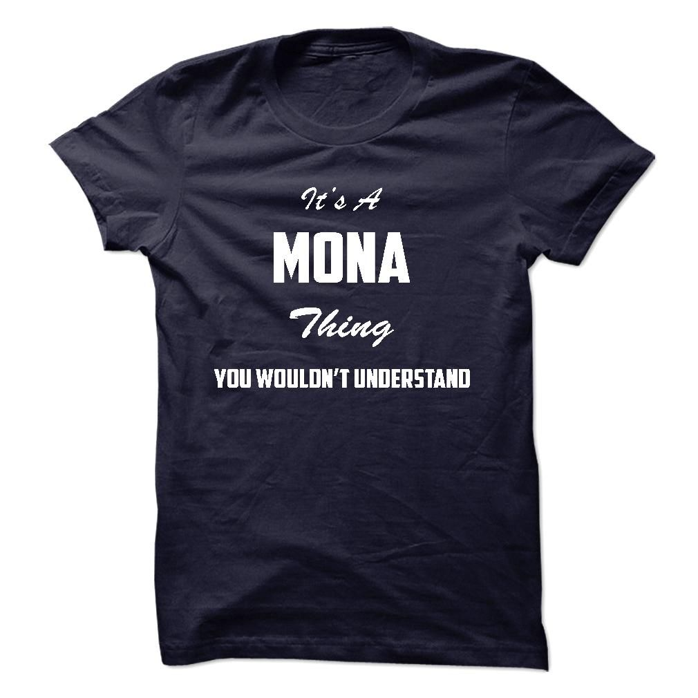 Its a MONA Thing You Wouldnt Understand