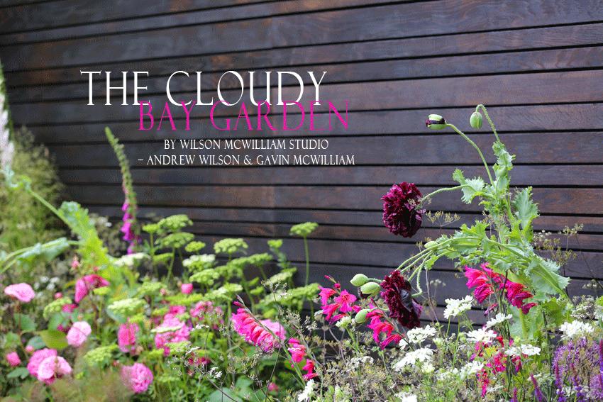 cloudy bay garden chelsea flowerflower show - Garden By The Bay Flower Show