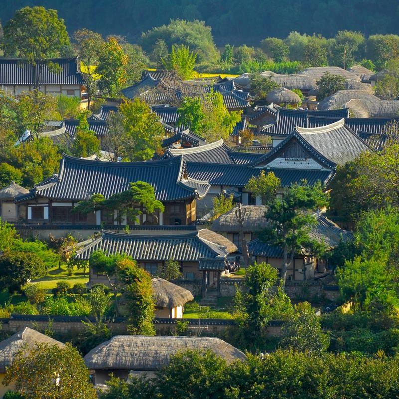 Korean Visitkorea Unesco World Heritage Andong Hahoe