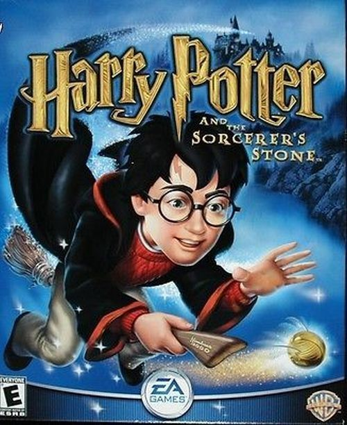 Harry Potter And The Sorcerer S Stone Pc 2001 The Sorcerer S