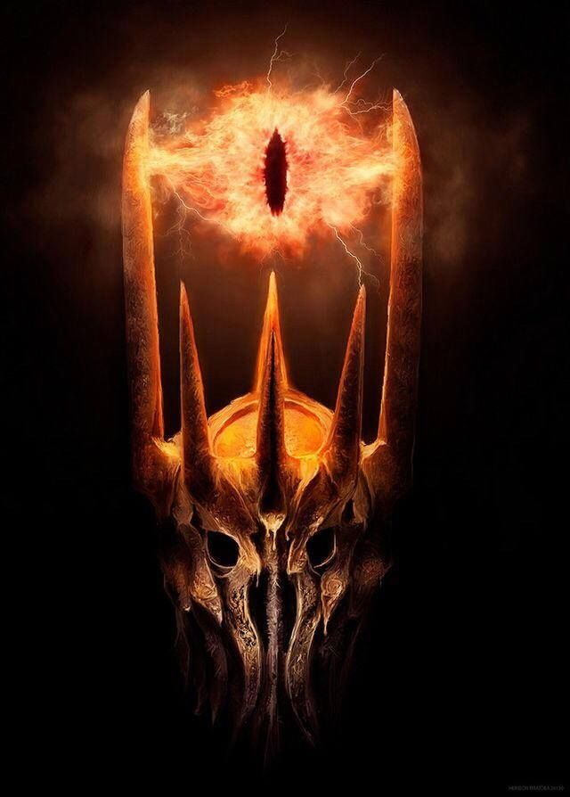 Eye of Sauron O.o
