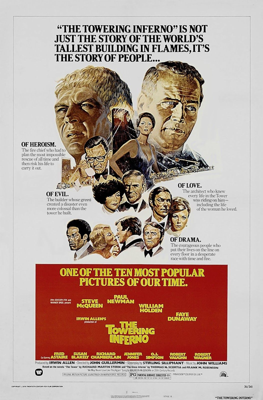 THE+TOWERING+INFERNO+%281974%29+poster+7.jpg (1054×1600)