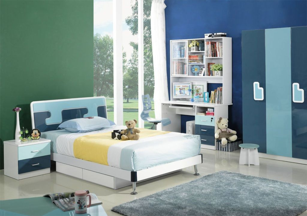 Boys Bedroom Paint Colors  So Many Movement For Making A Good Fascinating Paint Design For Bedroom Inspiration Design